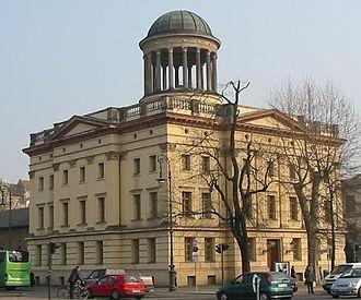Scharf-Gerstenberg Collection - East Stüler Building, home of the Scharf-Gerstenberg Collection since 2008