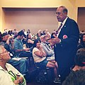 Lt. Gen. Honore takes it to the people..jpg