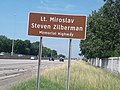 Lt. Miroslav Steven Zilberman Memorial Highway 2018-07-03.jpg