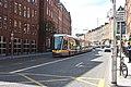 Luas Tram at Harcourt Street, Dublin. - panoramio.jpg