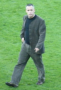 Tamás Lucsánszky Football team manager (b. 1966)