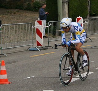 Ludovic Turpin road bicycle racer
