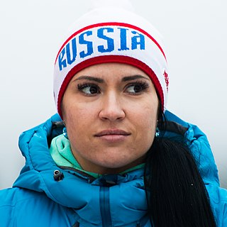 Tatiana Ivanova Russian luger