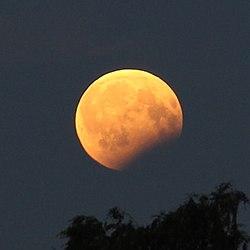 Punainen Kuu 2021