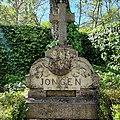Luxembourg, cimetière Bons-Malades, monument Ons Jongen (102).jpg