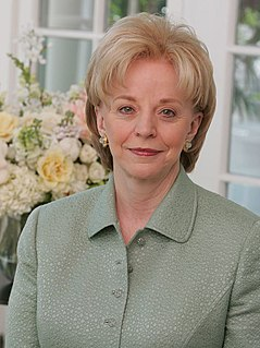 Lynne Cheney Second Lady of the United States 2001–2009, writer and pundit