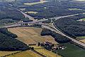 Münster, Autobahnkreuz Münster-Süd -- 2014 -- 9272.jpg