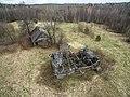 Mākoņkalna pagasts, Latvia - panoramio - BirdsEyeLV (2).jpg
