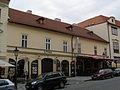 Městský dům Dietrichštejnský (Dromsdorfský) (Hradčany), Praha 1, Loretánská 5, Hradčany.JPG