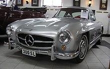 Mercedes 300SL.