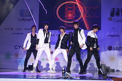 Picture of a band or musician: Mblaq
