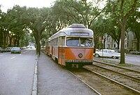 MBTA 3168 at Englewood Avenue, June 1967.jpg
