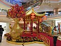 MC JW Marriott 澳門銀河 Galaxy Macau mall The Promenade Chinese New Year Lunar decor Jan 2017 IX1 001.jpg