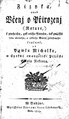 MICHALKO, Pavel. Fizyka, aneb Učení o přirozenj (,Nature) k prospěch, gak celého národu, tak Zwlásstě lidu obecného, a pěkného umění žádostiwého - 1819.pdf