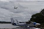 MINISTRO VALAKIVI ENTREGÓ MODERNA FLOTA DE 12 AERONAVES CANADIENSES TWIN OTTER DHC-6 SERIE 400 A LA FUERZA AÉREA DEL PERÚ (19590828695).jpg
