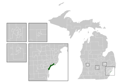 Michigans 6th house of representatives district wikipedia mi state house d6g publicscrutiny Image collections