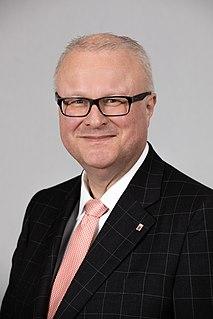 Thomas Schäfer German politician