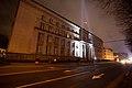"""MK ēkas izgaismošana festivālā """"Staro Rīga"""". Projekts """"Cilvēka mūžs Latvijai"""" (8226853624).jpg"""