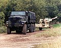 MTVR towing a howitzer.jpg