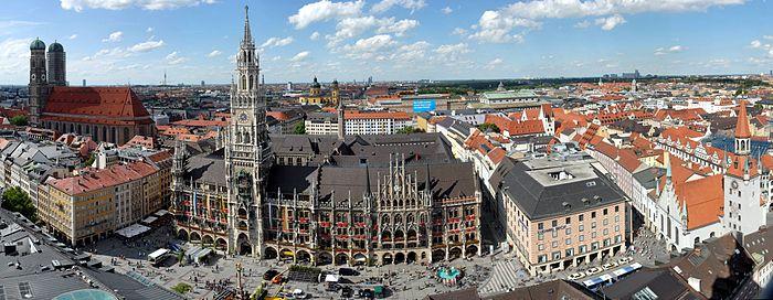 München/Sehenswürdigkeiten – Reiseführer auf Wikivoyage