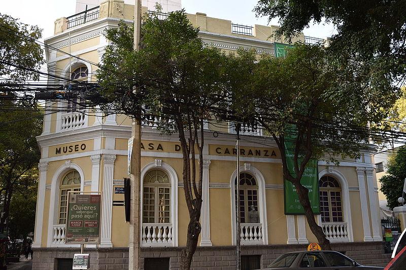 Archivo:MUSEO CASA DE CARRANZA.JPG