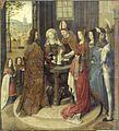 Maître colonais du cycle de sainte Ursule 3. Baptême.jpg