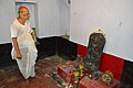 Madhusudan Banerjee with Vishnu and Other Deities - Dharmaraj Mandir - Sibpur - Howrah 2013-07-14 0872.JPG