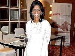 Mahalakshmi Iyer - Mahalakshmi Iyer in 2010