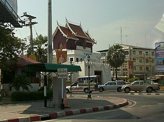 Nakhon Ratchasima Province - Main gate of Khorat