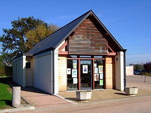 Ardenais - Town hall