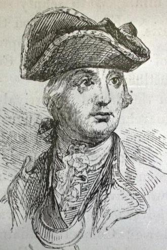 Capture of Savannah - Major General Robert Howe