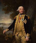 Major General Friedrich Wilhelm Augustus Baron von Steuben by Ralph Earl