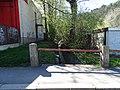 Malá Chuchle, potok, z ulice Podjezd.jpg