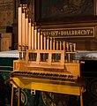 Malchow Orgelmuseum Klosterkirche Portativ von Blancafort.jpg