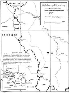 Mali–Senegal border