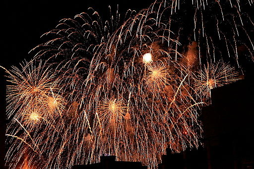 Malta - St. Paul's Bay - Malta International Fireworks Festival 12 ies