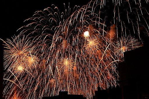Malta - St. Paul's Bay - Malta International Fireworks Festival 12 ies
