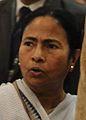 Mamata Banerjee - Kolkata 2011-12-08 7530 Cropped.JPG