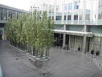 Mandarin Oriental - Porte-cochere - 2010-03-07.JPG
