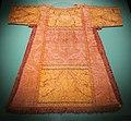 Manifattura fiorentina, tonacella in broccatello di seta e lino, 1540-50 ca. (prato, museo diocesano) 01.jpg
