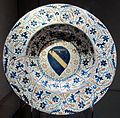Manises, coppa con armoriale, 1450-1500 ca..JPG
