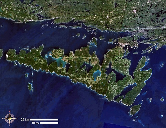 Île Manitoulin