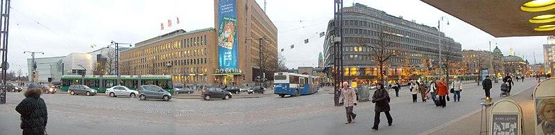 Tiedosto:Mannerheimintie Helsinki-Panorama.JPG