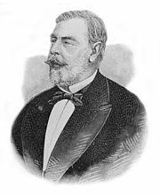 Marechal-de-ex�rcito Manuel Lu�s Os�rio, patrono da cavalaria.