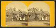 Maolis Garden at Nahant, from Robert N. Dennis collection of stereoscopic views 2