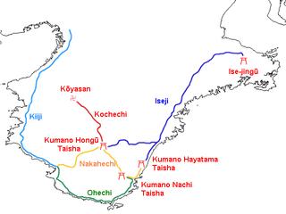 Kumano Kodō
