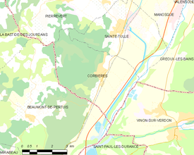 Map commune FR insee code 04063.png