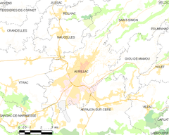 Map commune FR insee code 15014.png