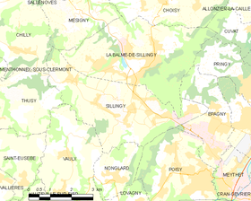 Map commune FR insee code 74272.png