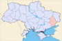 Map of Ukraine political simple Oblast Donezk.png